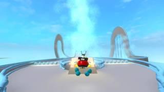 Super ROBLOX Racing Alpha Trailer