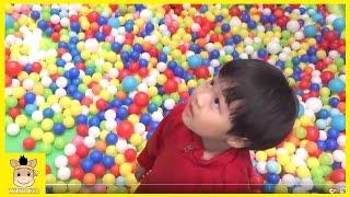 Tayo the Little Bus Garage Friends Parking Toy Kids cafe Indoor Playground | MariAndKids Toys