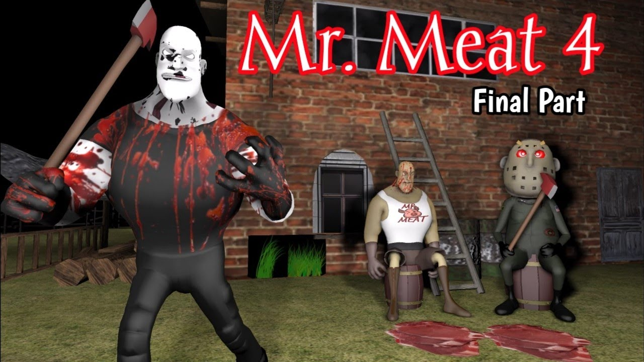 Mr. Meat 4 Horror Story | Jason Horror Story | Guptaji Mishraji