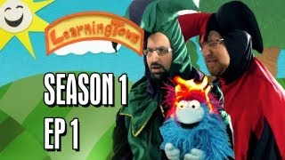 LearningTown Ep. 1 - Pilot: Paul & Storm see a dead guy! Robots and Monsters & Hipsters, oh my!