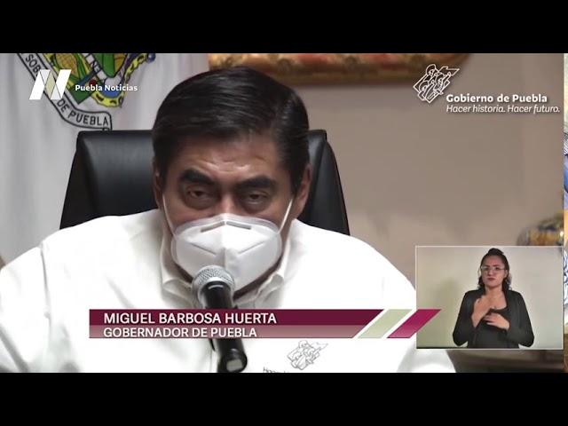 Gobierno de Puebla investiga la deuda por 40 mmdp por obras suntuosas de administraciones panistas