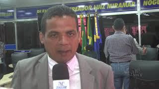 João Paulo reclama da qualidade do atendimento da saúde pública de certos profissionais do município