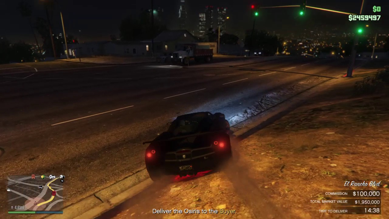 special vehicles in gta 5 payout
