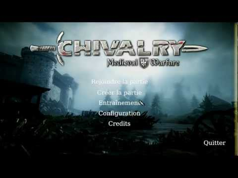 [Vidéo Découverte] Chivalry : Medieval Warfare