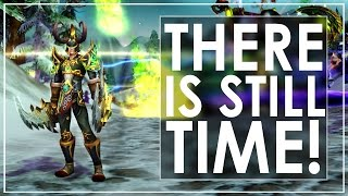 WoW Legion Preparation - 8 Important Things You Can Still Do!