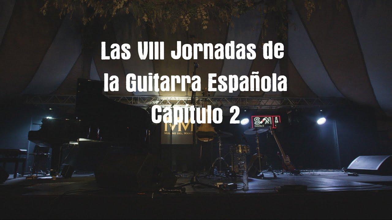 DIEGO AMADOR - Concierto Las VIII Jornadas de la guitarra Española - Capítulo 2
