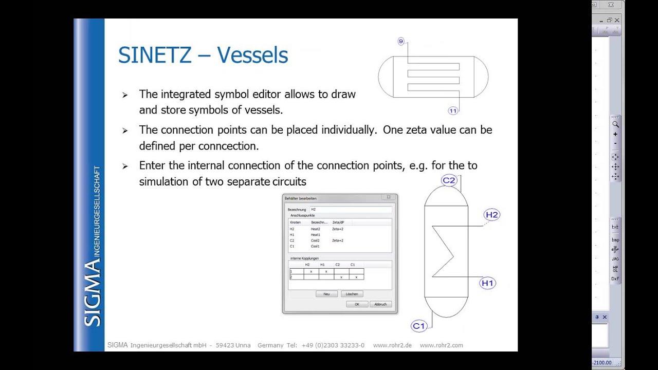 Sinetz graphic editor integration of component symbols into the sinetz graphic editor integration of component symbols into the piping system buycottarizona