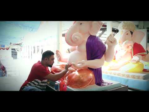 Best Ganpati Murti Making Art in Pune  ( 2018 )