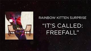 Скачать Rainbow Kitten Surprise It S Called Freefall Official Audio