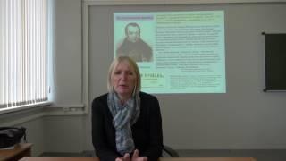 Курс литература - Тема 1.1 Литература первой половины XIX века