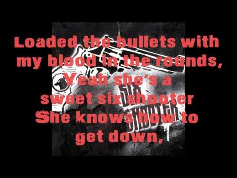 Coyote Kisses - Six Shooter : Lyrics