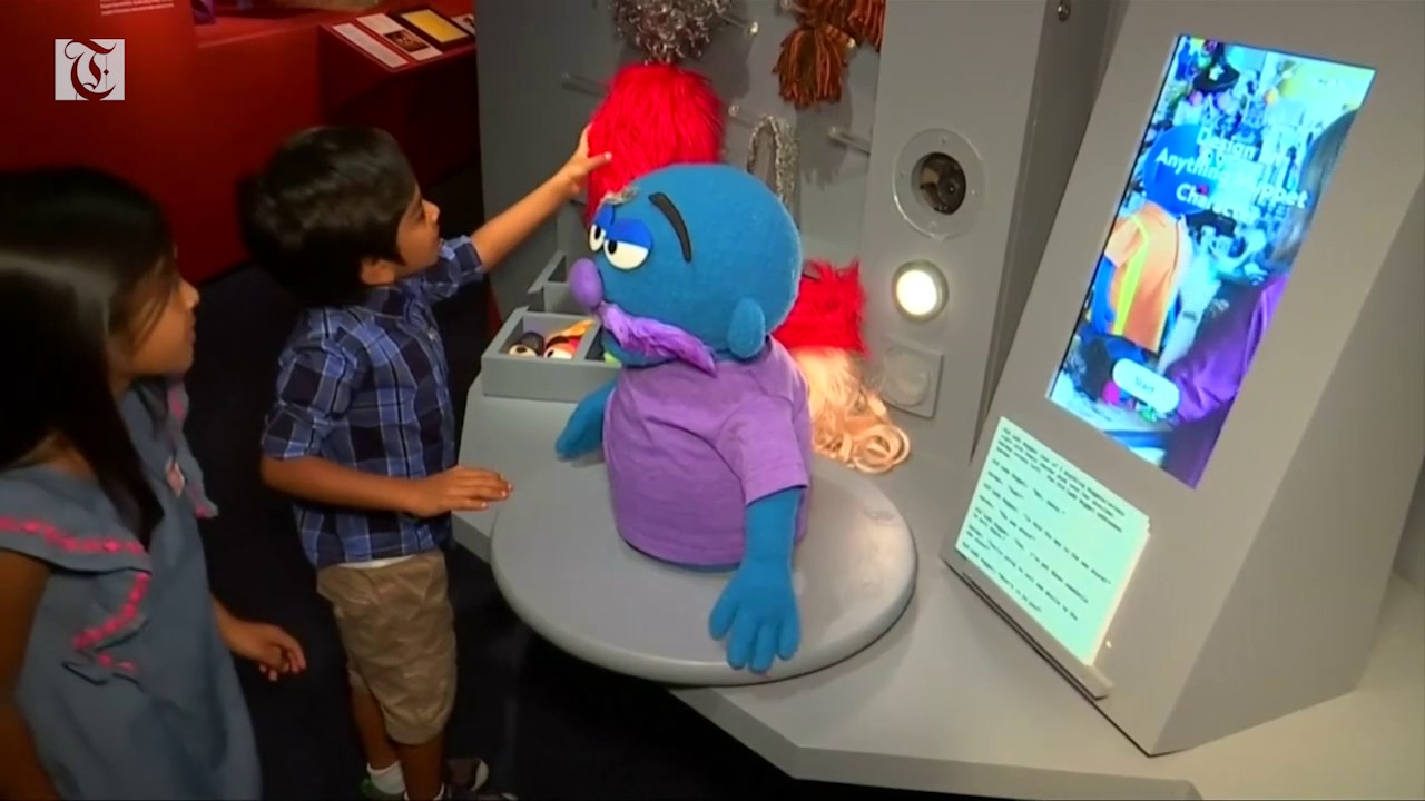 Jim Henson S Muppets Celebrated With New Permanent Exhibit
