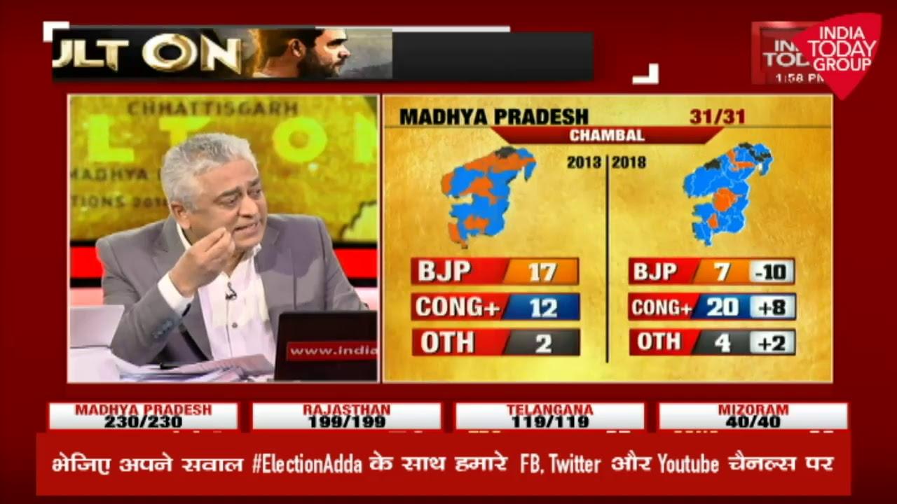 LIVE: 5 राज्यों के चुनाव की हर खबर News Tak पर- Election Adda LIVE...News Tak