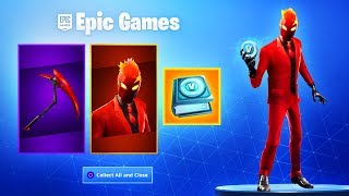*NEW* FREE V-BUCKS CHALLENGES! (Fortnite Inferno Challenges)