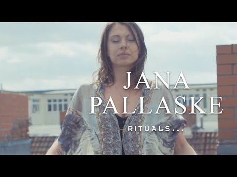 Jana Pallaske  Artist  Express Your Soul with Rituals