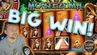 Montezuma Big Win - Online slots - Casino Game from CasinoDaddy