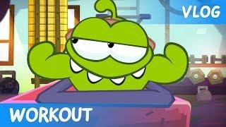 Om Nom Stories: Video Blog - Workout thumbnail