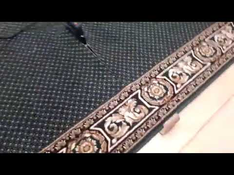 #дорожка #Сварка #шерсти Видеоотчет сварки ковровой дорожки