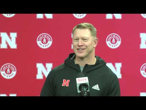 Watch now: Check out Scott Frost's full news conference ...