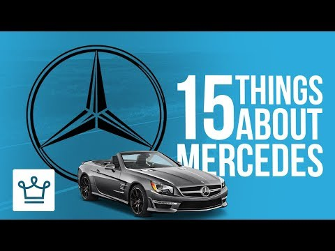 15 Things You Didn't Know About MERCEDES-BENZ