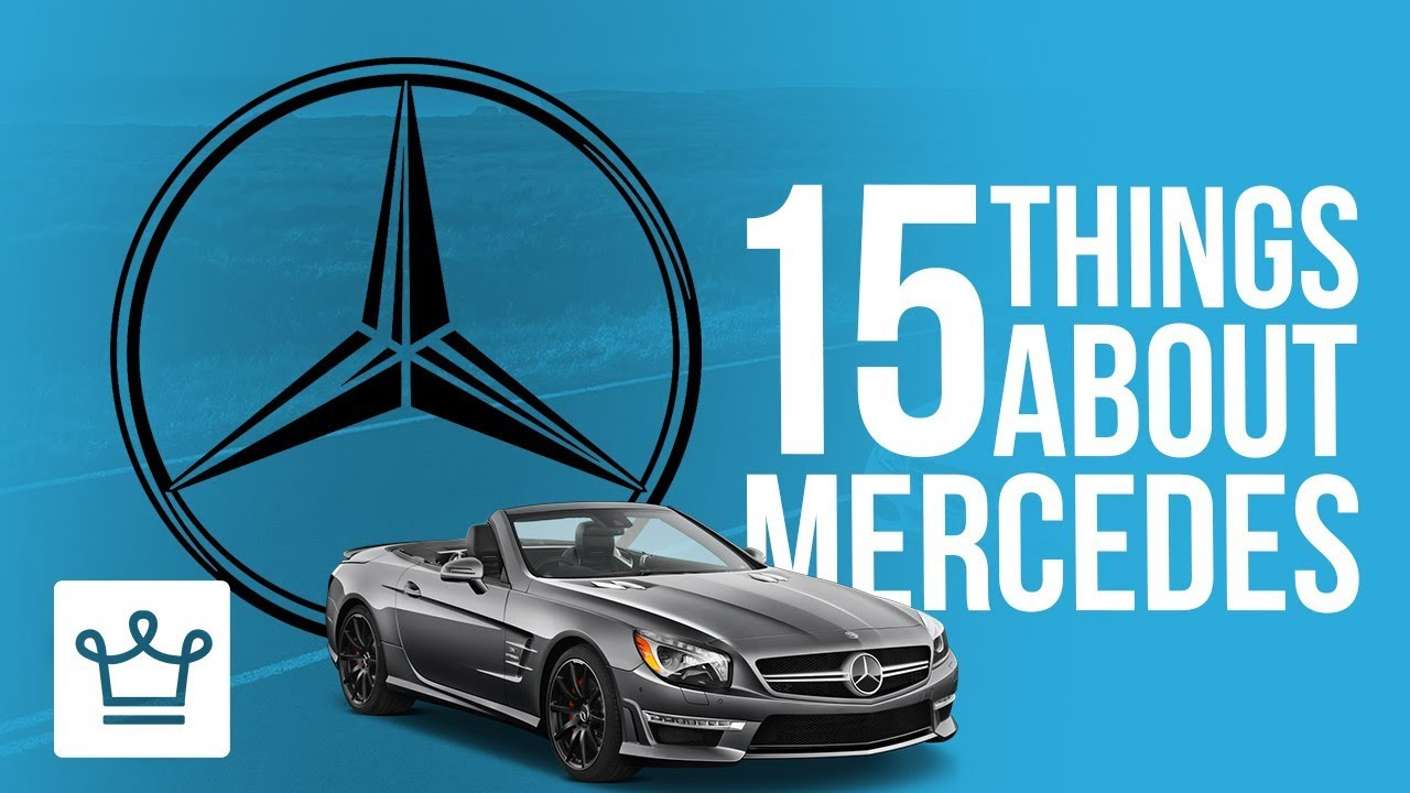 24 Mercedes-Benz Facts That Will Make You Go WOW!