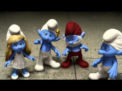 The Smurfs 2  Smurf Chase  The Heist