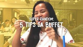 buffet trick