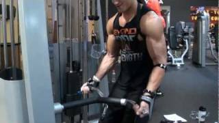 One of Marc Fitt's most viewed videos: Biceps Pump-up Workout by Marc Fitt - marcfitt.com