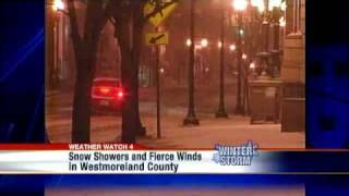 Westmoreland County Feeling Effects Of Latest Storm
