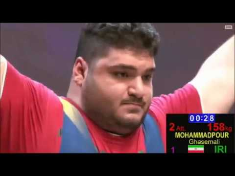 2017 World Junior Weightlifting +105 kg A