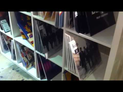 The Beatles Story Gift Shop