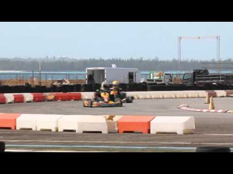 Karting At Southside Motor Sports Park Bermuda March 4 2012