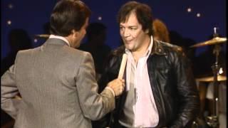 Dick Clark Interviews Mitch Ryder - American Bandstand 1983