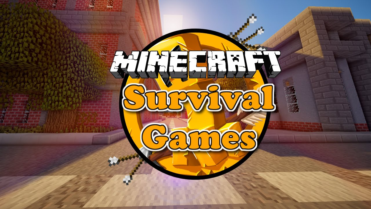 Free Minecraft Survival Games Thumbnail YouTube - Minecraft survival games kostenlos spielen