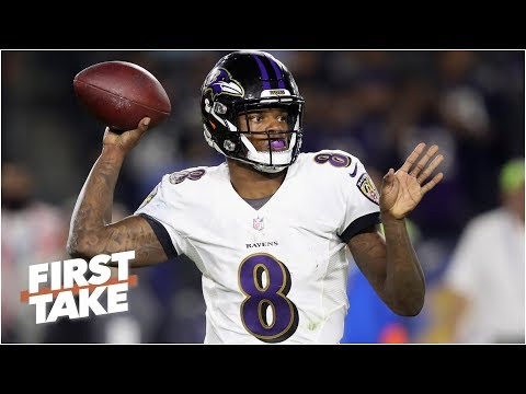Are Ravens the scariest postseason matchup for AFC favorites? | First Take