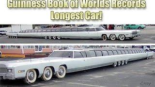 Os Carros mais loucos do mundo!