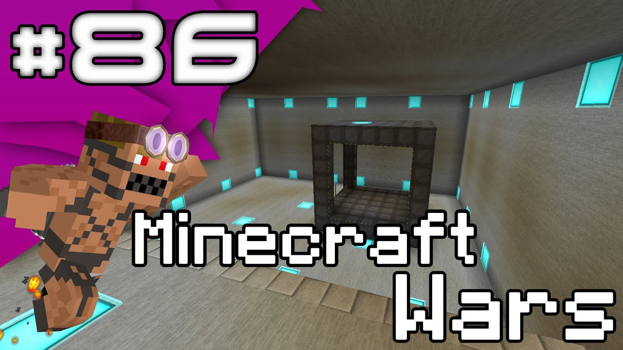 Minecraft Wars Reactor Room 86 Youtube