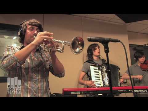 Hey Marseilles - From A Terrace (Live on KEXP)