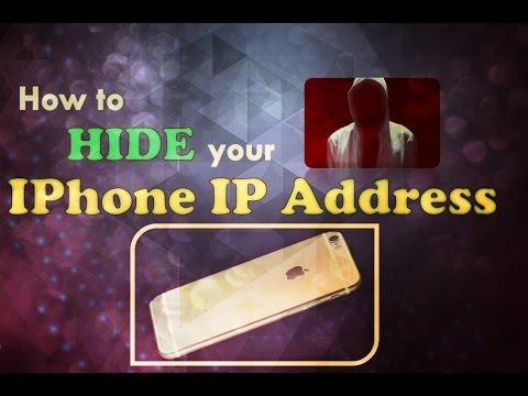 Hide ip address in browser