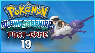 Pokemon Alpha Sapphire Mirage Island, Mountain, Forest, Cave ORAS Gameplay Walkthrough Playthrough