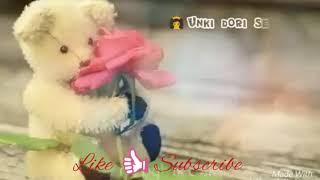 meri khamosi se bate sun lena Song lyrics Whstsapp status 2017
