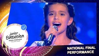 Sofia Feskova - My New Day - Russia 🇷🇺 - National Final Performance - Junior Eurovision 2020