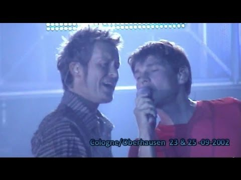 a-ha live - The Swing of Things (HD) - Cologne/Oberhausen - 23&25-09 2002