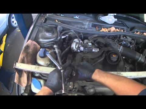 Vw Jetta Tdi Engine Timing Belt Replacement See Video