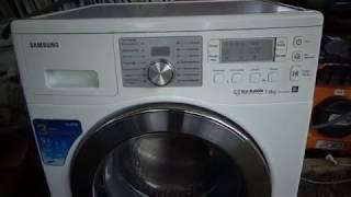 Стиральная машина не набирает воду, не начинает стирку!
