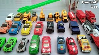 Mobil Mainan Kecil I Vidio untuk anak I Videos For Children