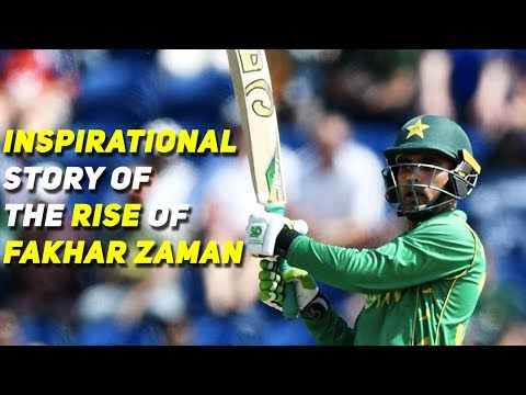 Fakhar Zaman - Journey of this Ex-Pak Navy Soldier will leave you in tears!!