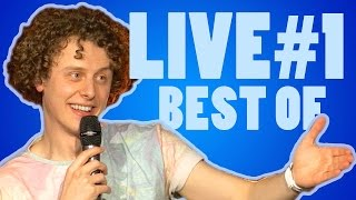 NORMAN EN LIVE #1 avec Cyprien, le Woop... (BEST OF)