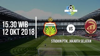 Jadwal Siaran Langsung Liga 1 2018, Bhayangkara FC Vs Sriwijaya FC, Pukul 15.30 WIB