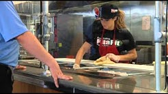A walkthrough the UNF on-campus Pita Pit
